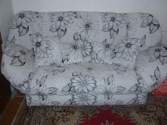 Диван прямой Бриз Ромашка - Мебельная фабрика «Диваны от Ани и Вани»