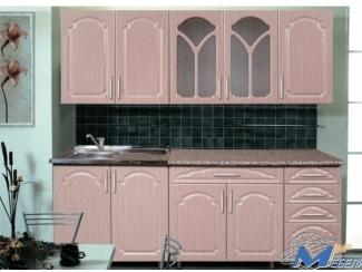 Кухня прямая Лилия 1 - Мебельная фабрика «Мир Мебели»