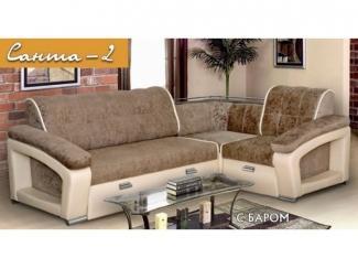 Угловой диван Санта 2