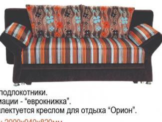 Диван прямой Софа - Мебельная фабрика «Галактика», г. Москва