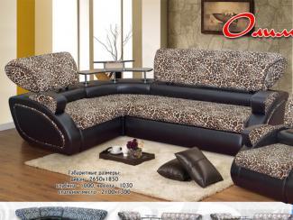 Диван угловой «Олимп 12» - Мебельная фабрика «Олимп»