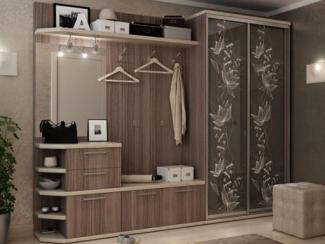 Прихожая Прага - Мебельная фабрика «Порта»