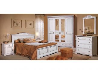 Спальный гарнитур Паола - Мебельная фабрика «Бобруйскмебель»
