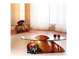 Стол журнальный Ракушка - Импортёр мебели «Мебель Фортэ (Испания, Португалия)», г. Москва