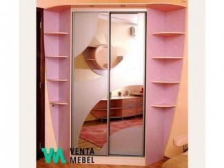 ШКАФ УГЛОВОЙ VENTA-0117 - Мебельная фабрика «Вента Мебель»
