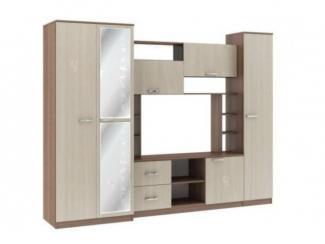 Стенка в гостиную РИО 22 - Мебельная фабрика «Северная Двина»
