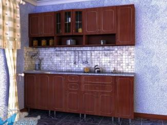 кухня прямая «Глория 1» - Мебельная фабрика «Мир мебели»