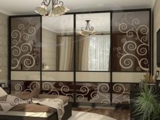 Шкаф - купе «Шоко - Эльзас» - Мебельная фабрика «Ладос-мебель»