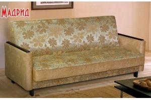 диван прямой Мадрид книжка - Мебельная фабрика «Барокко»