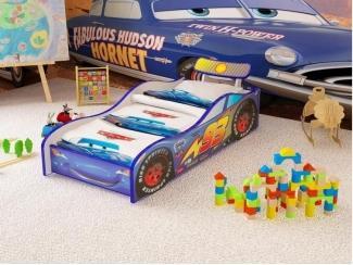 Детская кровать-машина ЭКОНОМ - Мебельная фабрика «Red River»