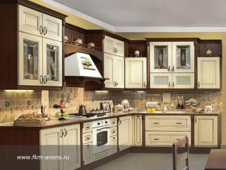 Кухня угловая «Позитано»