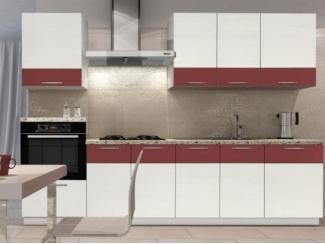 Кухня прямая Лайнколор  - Мебельная фабрика «SL-Мебель»
