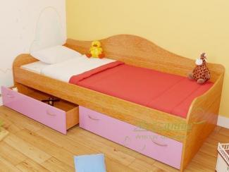 Кровать детская Принцесса - Мебельная фабрика «Мезонин мебель»