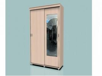 Шкаф-купе 1,2 Евро  - Мебельная фабрика «Средневолжская мебельная фабрика»