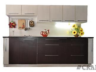 Кухня прямая Салус - Мебельная фабрика «Крафт»