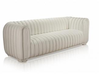Белый диван Банкир - Мебельная фабрика «Экодизайн»