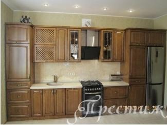 Кухня из массива дерева VERONA - Мебельная фабрика «Престиж»