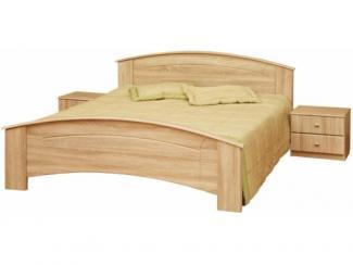 Кровать двуспальная Ассоль П327.08 - Мебельная фабрика «Пинскдрев»