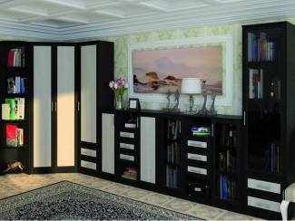 Гостиная стенка Браво  - Мебельная фабрика «КМ мебель»