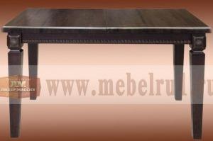 Стол Цезарь 40 обеденный - Мебельная фабрика «Лидер Массив»