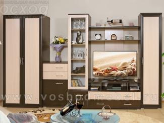 Гостиная стенка - Мебельная фабрика «Восход»