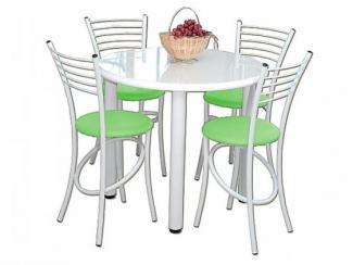Стол обеденный круглый Встреча - Мебельная фабрика «Амис мебель»