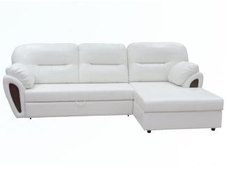 Диван угловой  с оттоманкой Милан 2 - Мебельная фабрика «Анаида»