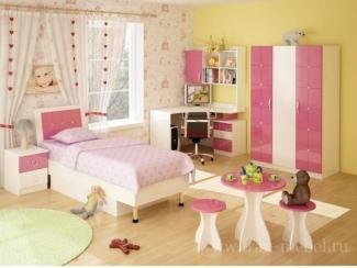 Новая детская в цветовом варианте  Ниагара  - Мебельная фабрика «Фран»