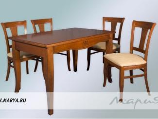Обеденная зона «Gloria-1» - Мебельная фабрика «Мария»