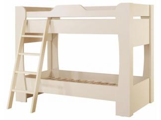 Двухъярусная кровать П-61 - Мебельная фабрика «Прагматика»