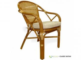 Кресло из ротанга Ellena-В К - Импортёр мебели «ЭкоДизайн (Китай, Индонезия)» г. Красноярск