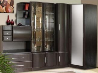 Гостиная стенка Татьяна 12 - Мебельная фабрика «Кошелев и К»