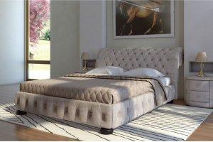 Кровать Корсика - Мебельная фабрика «Братьев Баженовых»