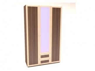 Распашной шкаф София-3 с зеркалом  - Мебельная фабрика «Мебельградъ»