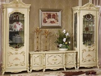 Гостиная стенка  «Рафаэлла» - Оптовый мебельный склад «Дина мебель»
