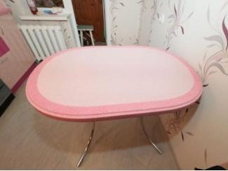 Стол обеденный из жидкого камня - Салон мебели «Красивые кухни»