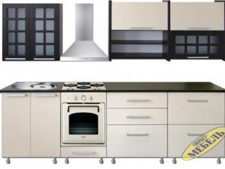 Кухня прямая 42 - Мебельная фабрика «Трио мебель»