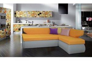 Кухонный диван Личчи угловой - Мебельная фабрика «Other Life»
