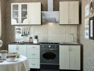 Кухонный гарнитур прямой Кофе - Изготовление мебели на заказ «Оптимум»