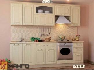 Прямая кухня Лили