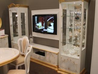 Мебельная выставка Москва: гостиная - Мебельная фабрика «ИнтерДизайн»