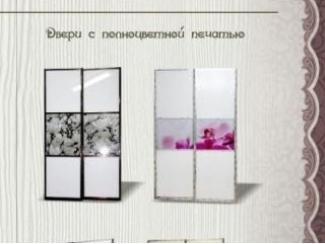 Шкаф-купе с полноцветной печатью - Мебельная фабрика «Кипарис»
