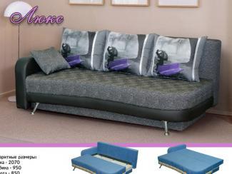 диван «Люкс» - Мебельная фабрика «Камелия», г. Ульяновск