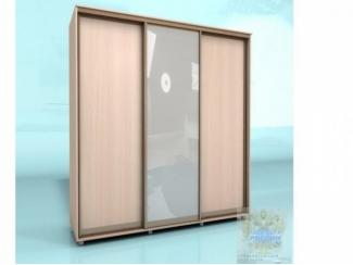 Шкаф-купе с алюминиевым профилем  - Мебельная фабрика «Средневолжская мебельная фабрика»