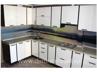 Кухня угловая МДФ эмаль
