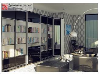 Большой библиотечный шкаф