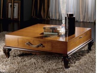 Стол журнальный Мод 6005 - Импортёр мебели «Мебель Фортэ (Испания, Португалия)»