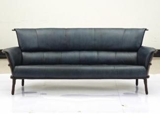 Черный диван - Импортёр мебели «Arredo Carisma (Австралия)»