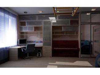 Вместительная мебель для детской  - Мебельная фабрика «Передовые технологии дизайна»