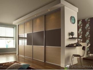 Шкаф-купе 016 - Изготовление мебели на заказ «Ре-Форма»